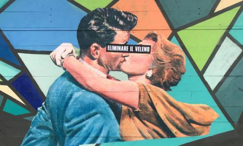 DEMETRIO DI GRADO  Street Artist