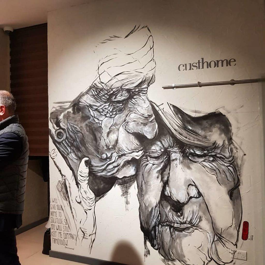 Roberto Collodoro Street Artist